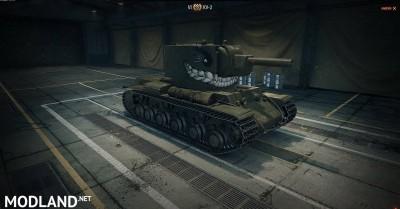 KV-2 EVIL SMILE FACE SKIN 1.4 [1.4.1.0], 2 photo